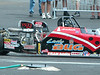 What's a girl to do in Comp?  How about running a normally aspirated low 9 second VW dragster?
