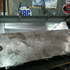 Oil pan fabrication