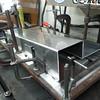OIl pan fabrication, 5052 aluminum.