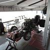 Standard pit set-up.