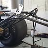 Wheelie bar upper mounts & body mount plates.