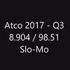 2017 Atco Q3 - Slo-Mo