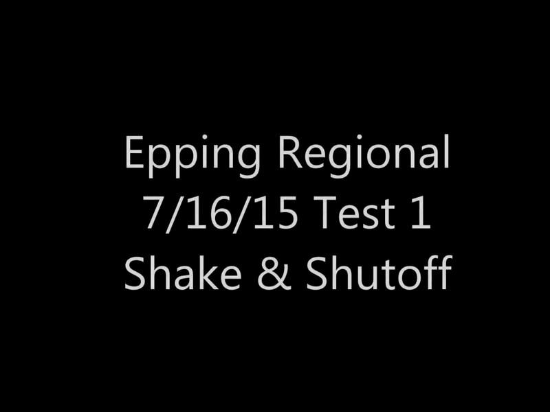 Epping Regional 2015 - Test 1