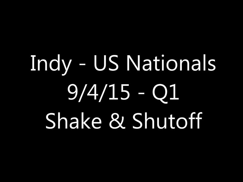 Indy National 2015 - Q1