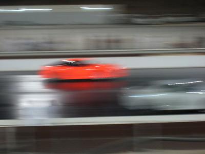 Drag racing at Umm al Quwain