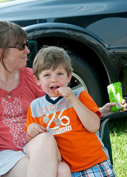 Carter Grupp & Mom