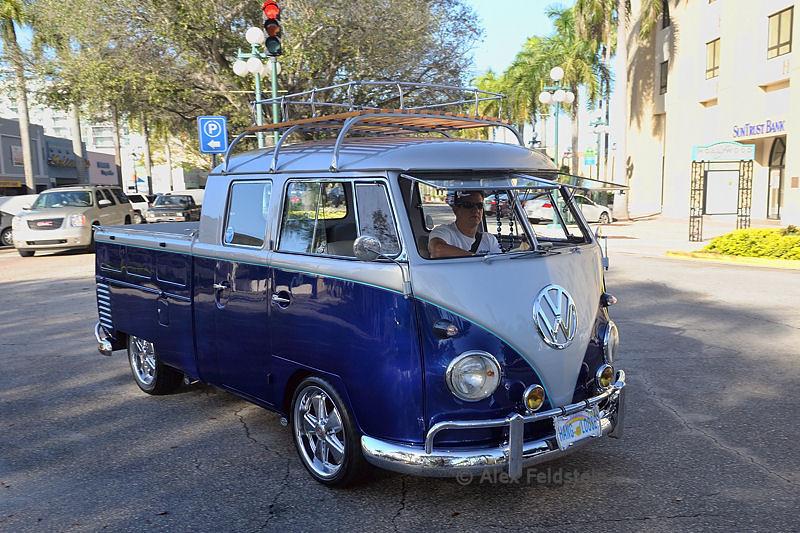 VW Type 2 Pickup