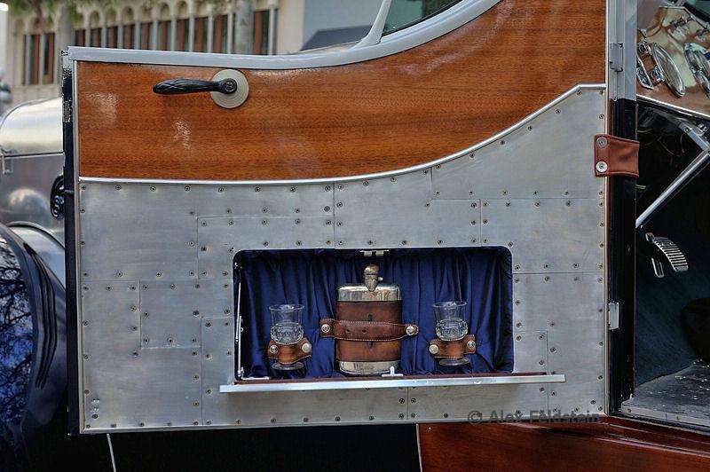 Auburn Boattail (reproduction)