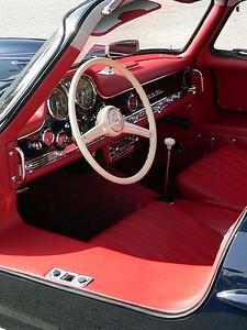 300 SL Driver Side