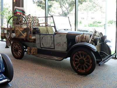 Yes, the original Beverly Hillbillies jalopy