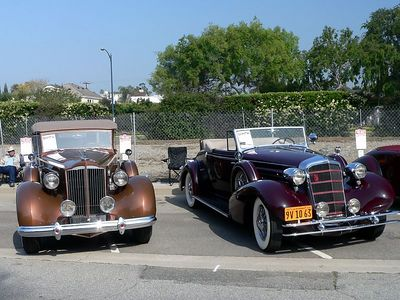 Packard & Cadillac