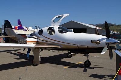 This modern, pressurized turboprop was among the fastest planes.