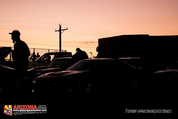 Drifting Action from GoFast Entertainment's September Drift & Drag