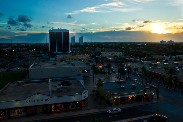 Daytona Beach Sunset