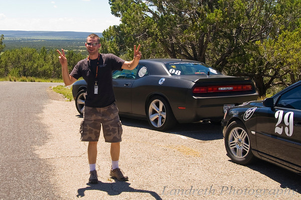 Nick of Burnout Radio excited his Challenger SRT-8 hasn't run out of gas yet.