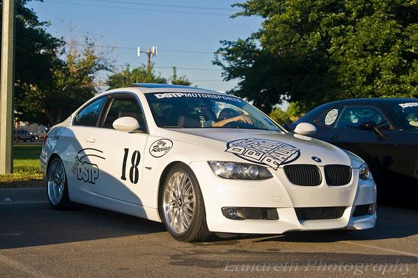 Team Pineapple Express - BMW 335i TT