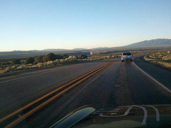 cell phone photo:  More beautiful New Mexico