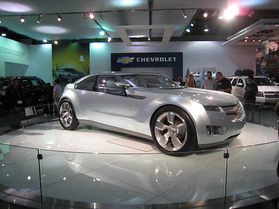 The GM 'Volt' concept car