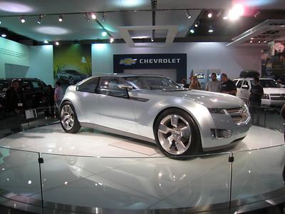The GM 'Volt' concept car