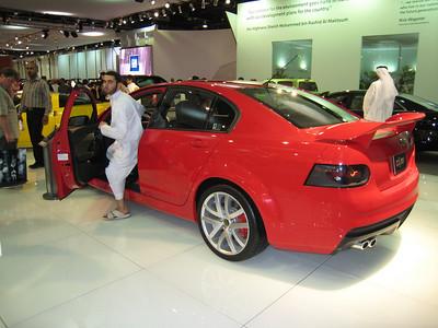 GM's latest model CSV