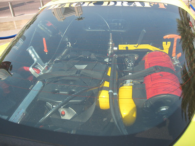....and its not for show either, the rescue equipment is all there.