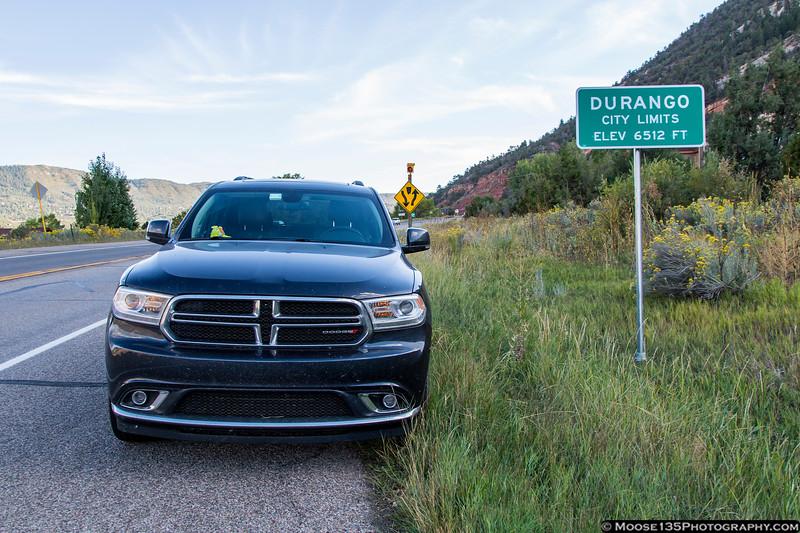 Colorado - The Durango in Durango!