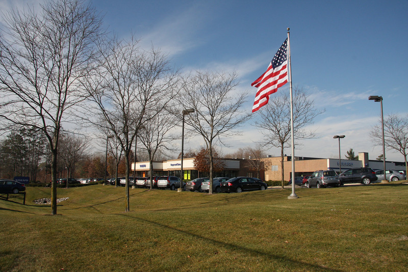 Dwyer and Sons, started in the new car business on Grand River in 1959 and obtained the Volvo franchise in 1960.  They moved here in 1994, up on Maple and Haggerty in Commerce Township, an excellent location for the next 50 years.