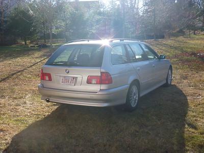 BMW 2002 e39 525iT