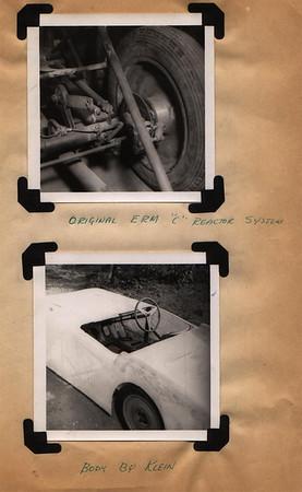 Original Photo Album Pages