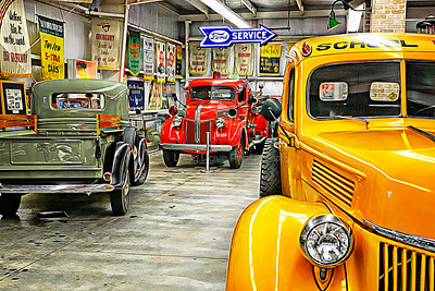 Early Ford V8 Foundation Museum, Auburn, Indiana