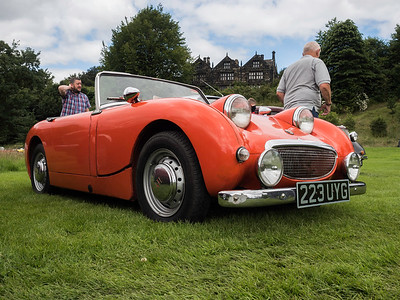 2016 East Riddlesden Hall Classic Car Show