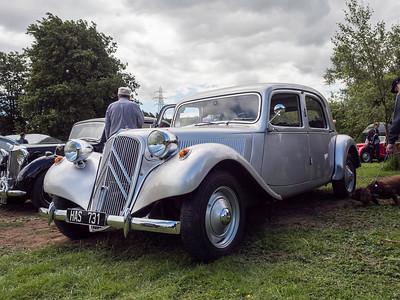 1956 Citroën 11B Normale
