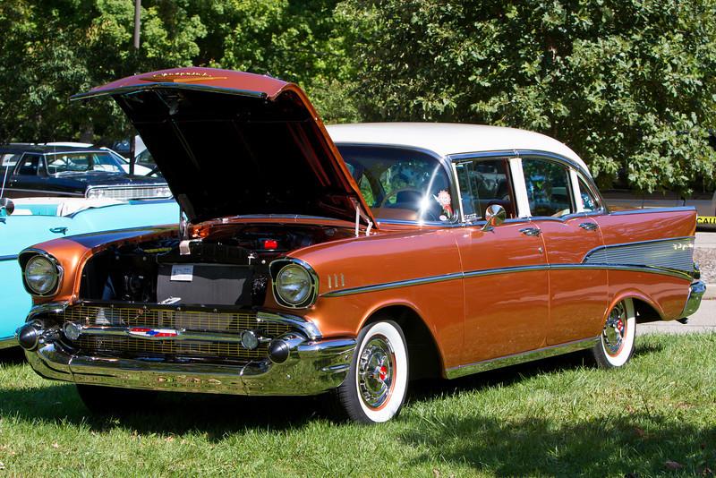 Eastgate Chevy Club Car Show