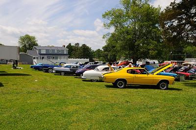 Efland, NC Car show