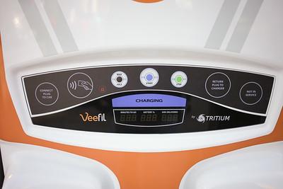 Veefil by Tritium - Engineers Australia Electric Vehicle Exhibition, Reddacliff Place, Brisbane, Qld, AUS - Photos by Des Thureson - http://disci.smugmug.com. (Thursday 6 August 2015)