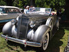 1936 Packard at the Elm Estate Auto Show in Wellesley, MA on June 24, 2012