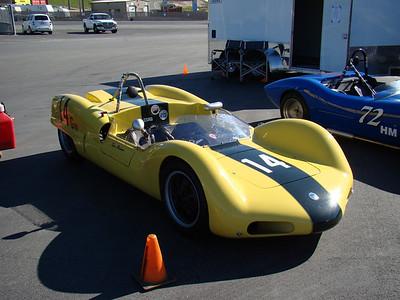 1962 Mk 6, Ken Palmer