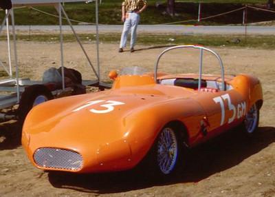 Mk2, Bill Peters