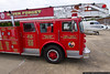 9/11 Memorial Fire Truck at the Cradle of Aviation Museum
