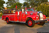 Restored 1962 Mack from the Hicksville Fire Department.