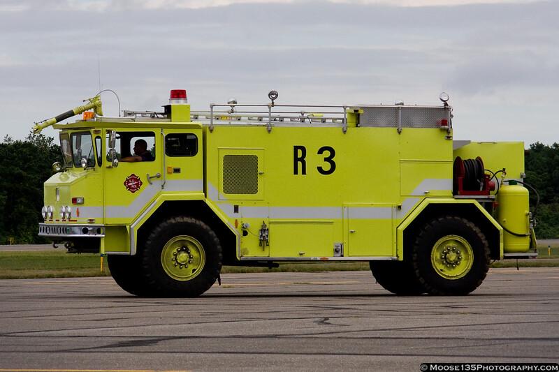 Republic Airport Crash Truck