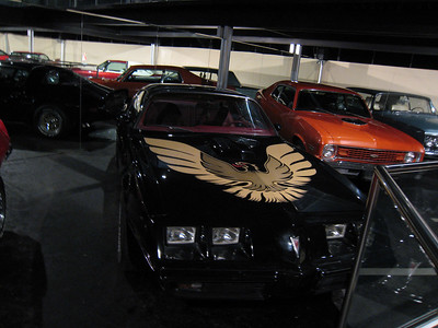 Not the best photo but another gorgeous Trans Am.