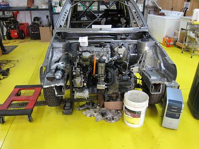 Engine Mounted