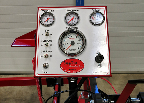 Engine Running Stand