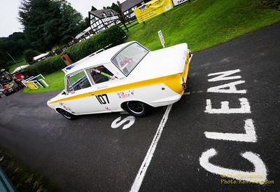 Lotus Elan MK1 Shelsley Walsh