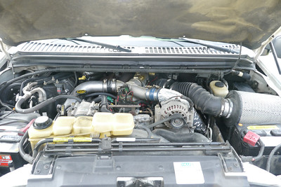 This is THE truck engine everyone wants. This beast can go well past 500K miles on the original longblock and turbo.