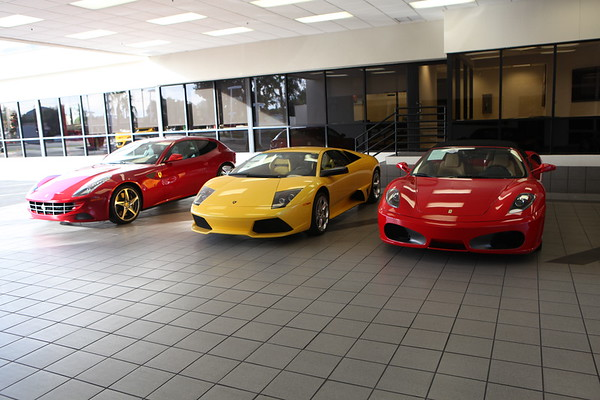Ferrari of Scottsdale