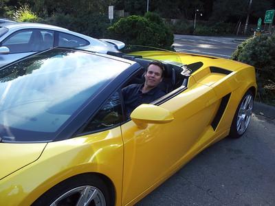 Exotic Car Tour