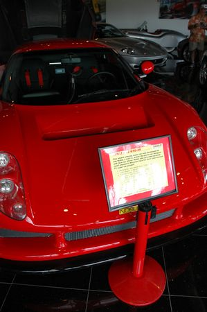 """This is a Noble M12 GTO-3R, number 6 supercar of the world ( <a href=""""http://www.supercars.net"""">http://www.supercars.net</a>)."""