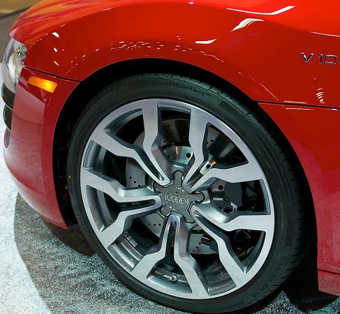 Audi R8 //